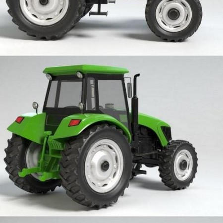 GENERIC FARMERS TRACTOR