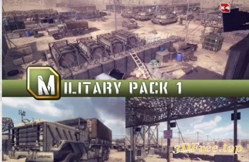 Military Pack Part1