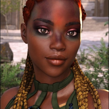 Xolile for Celani 8 for Genesis 3 and 8 Female