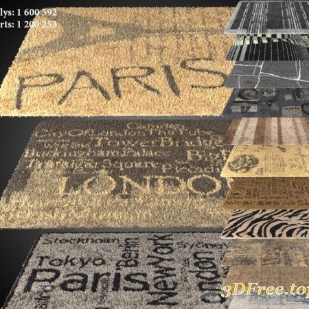 A selection of carpets 1600h2300 (15 pcs.)
