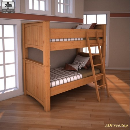 Stages Twin Bunk Bed