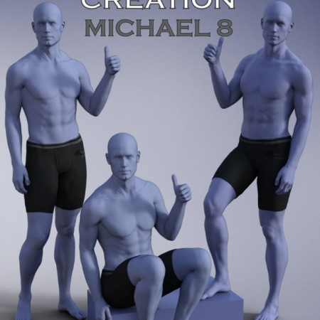 Easier Pose Creation for Genesis 8 Male and Michael 8