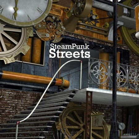 SteamPunk - Streets