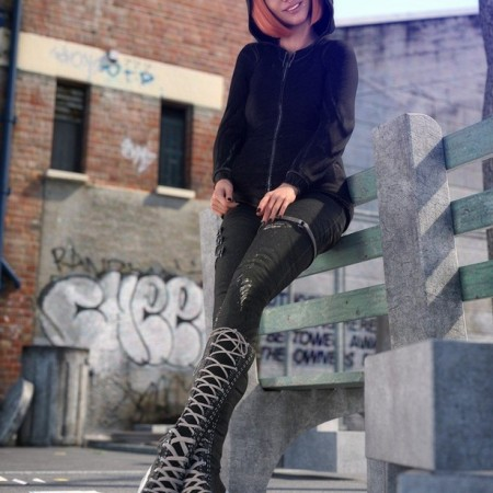 Gothy Punk For Teen Raven 8 and Genesis 8 Female(s)