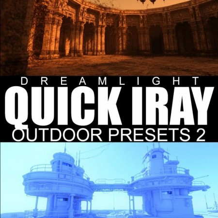 Quick Iray Outdoor Presets 2