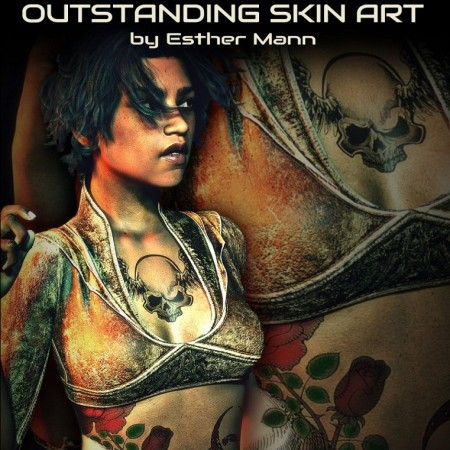 How to Create Outstanding Skin Art Tutorial