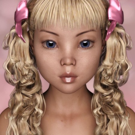 TDT-Rica for Genesis 3 Female