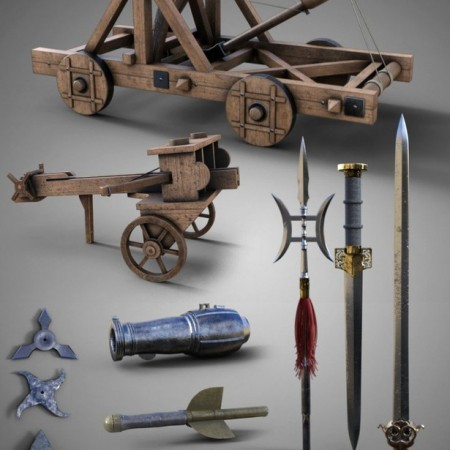 FG Ancient Weapons