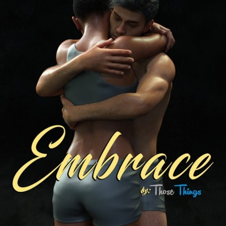 Embrace: Pose Pairs for Genesis 8