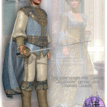 Fairytale Collection - Prince Charming