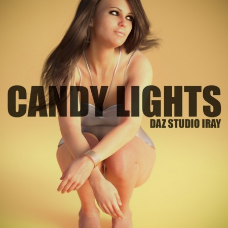 Candy Lights - DAZ Studio Iray