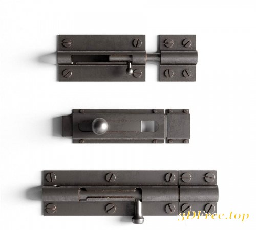 Barrel Bolts For Doors