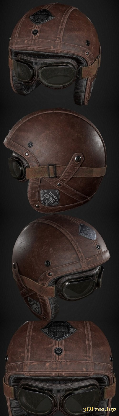 Boss Original Helmet