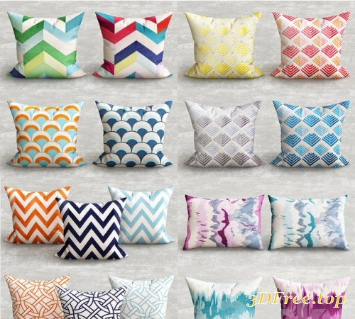 Decorative pillow collections