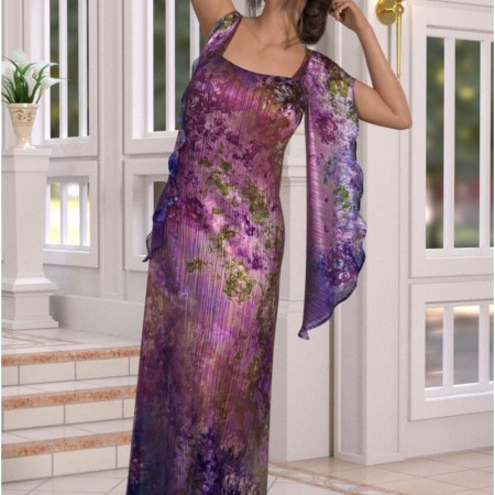 dForce - Belinda Long Gown for G8F