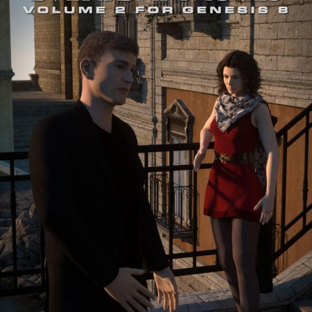 Everyday Moves Volume 2 For Genesis 8
