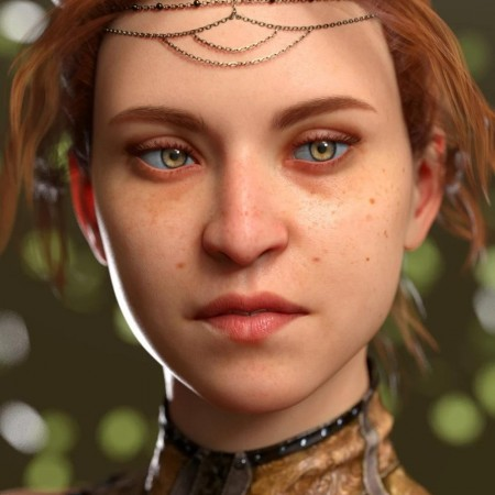 Aulaire for Genesis 8 Female