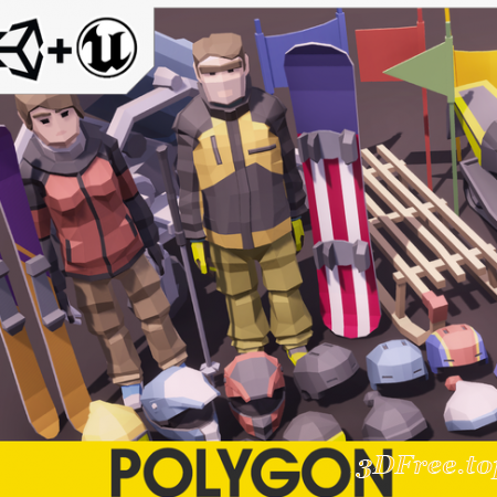POLYGON - Snow Kit 1.2