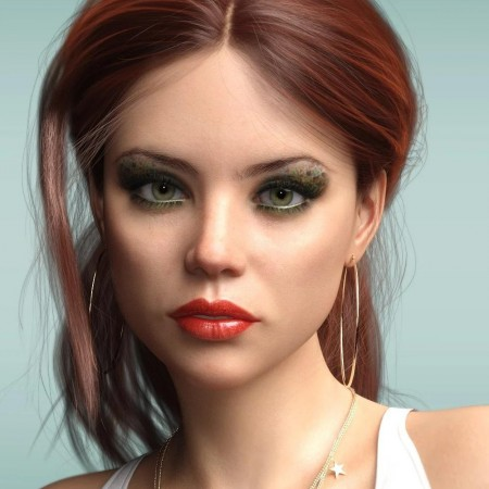 P3D Paige HD for Genesis 8 Female