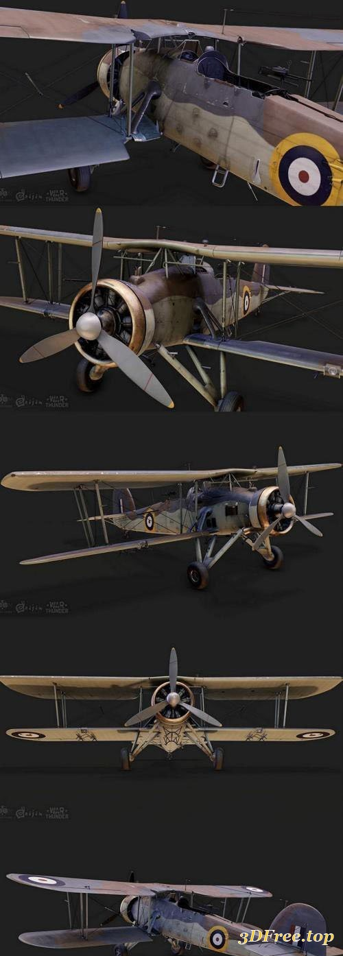 The Swordfish Mk I – Combat Airplane