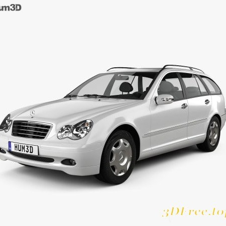 Mercedes-Benz C-Class (W203) estate 2005