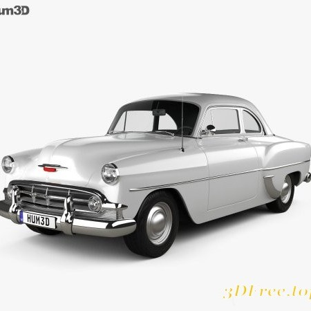 Chevrolet 210 Club Coupe 1953