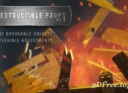 Destructible Props Pack 2.0