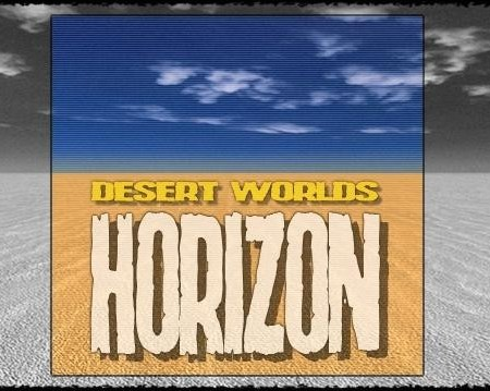 Desert Worlds: Horizon