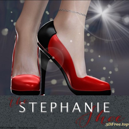 Stephanie Shoes For V4