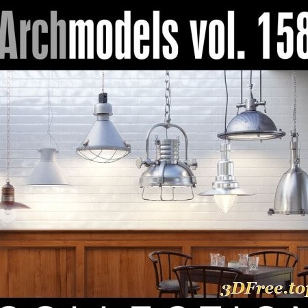 Evermotion – Archmodels vol. 158