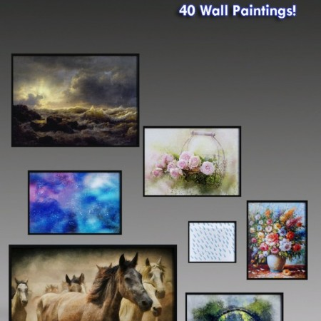 Ultimate Wall Painting Collection