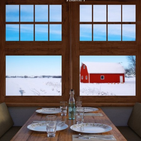 WinterScapes Backdrops Volume 1