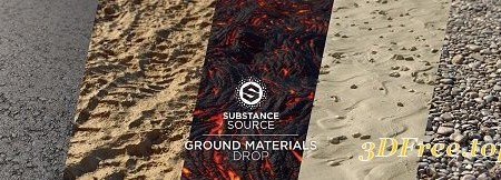 Substance Source - Ground Materials