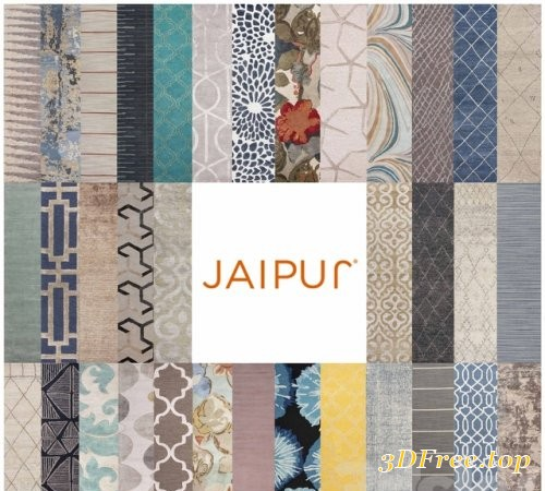 Rugs by JAIPUR (154 textures)