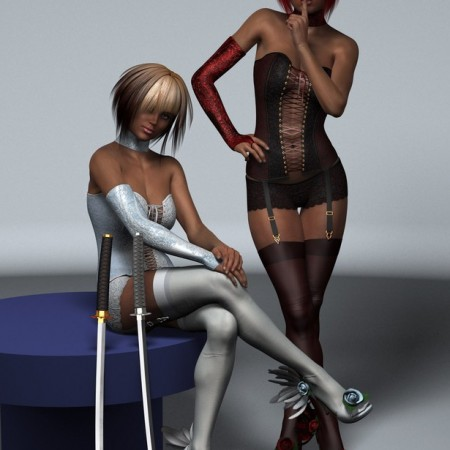 Fatal Whisper for Genesis 2 Female(s)