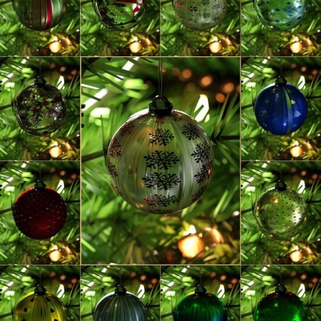 Xmas Glass Iray Shaders