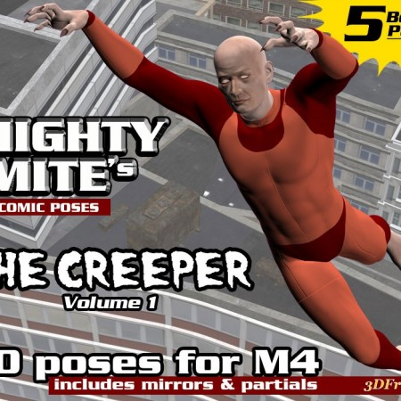 Creeper v01  By MightyMite for M4
