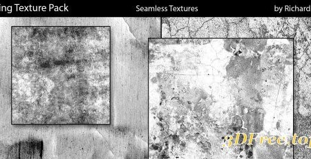 Gumroad – Tiling Texture Pack - Seamless Textures For Any 3D Application