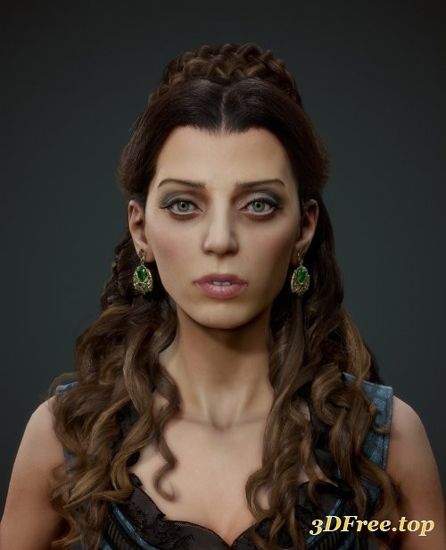 Clementine from Westworld