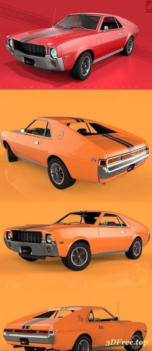 AMC MOTORS AMX