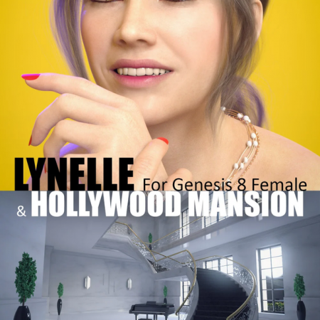 Lynelle For Genesis 8 Female And Hollywood Mansion
