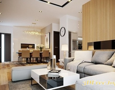 Full Modern Apartment