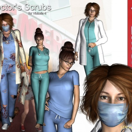 Doctor's Scrubs
