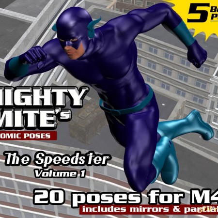 Speedster v01  By MightyMite for M4