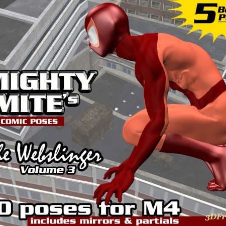 Webslinger v03 By MightyMite for M4