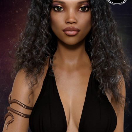 Keyana for Genesis 8 Female (complete)