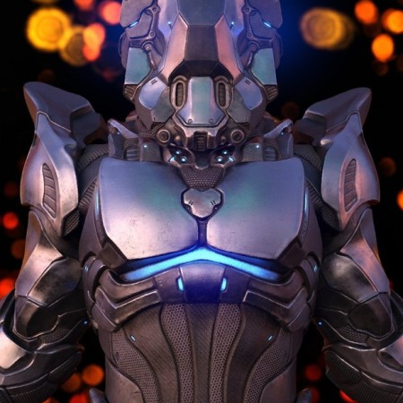 A.N.T.S. Armored Nano Tech Suit for Genesis 8 Male(s)