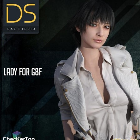 Lady For G8F
