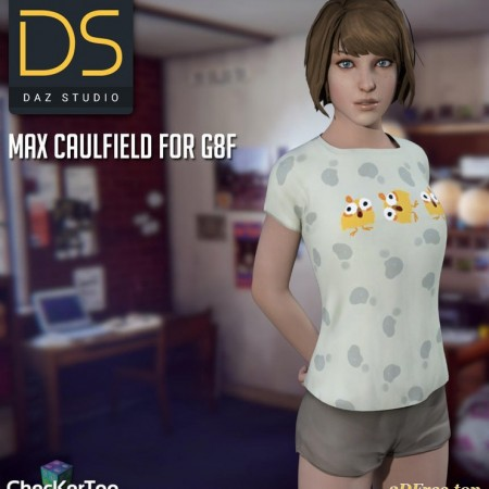 Max Caulfield For G8F