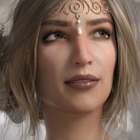 Sterling HD for Genesis 8 Female
